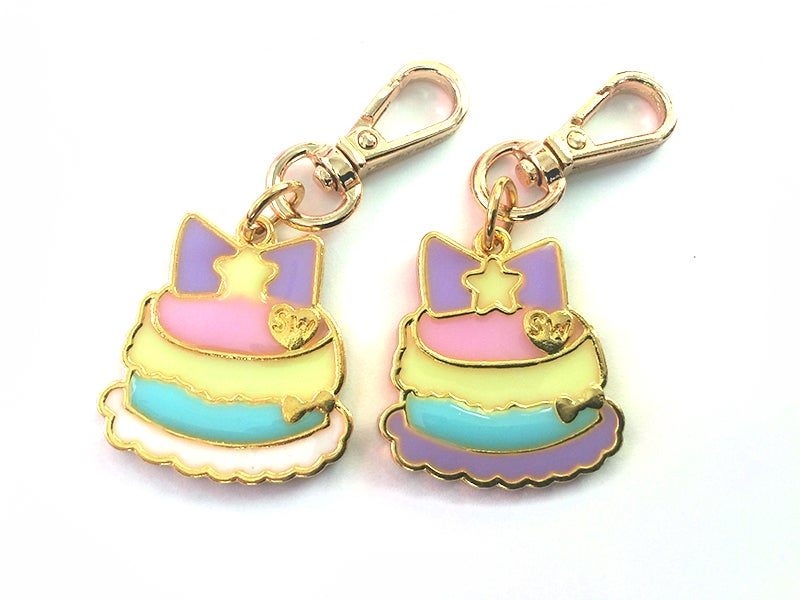 Image of Pretty Dessert Mini Bag Charm