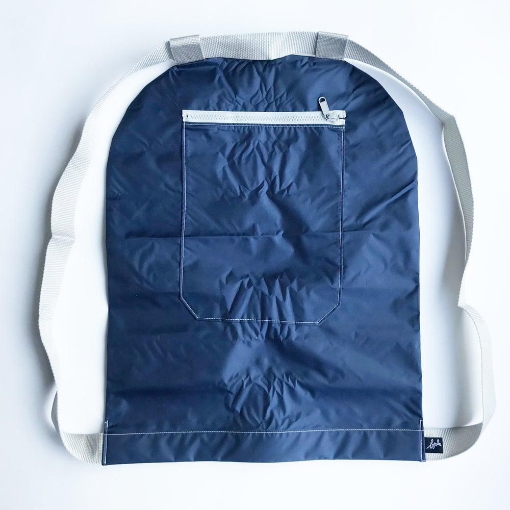Image of Nylon marine - zip