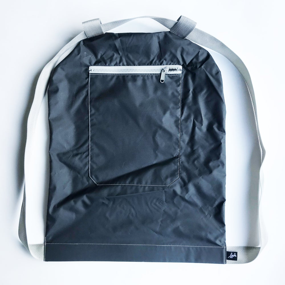 Image of Nylon gris - zip