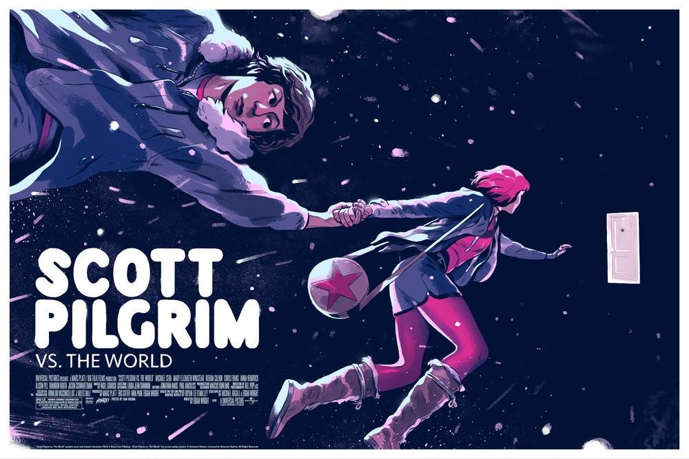 Image of Scott Pilgrim vs. The World