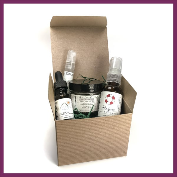 Image of Men's Grooming Gift Set