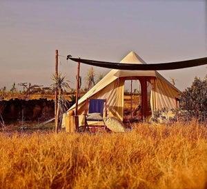 Image of Bedouin Tuareg Tent