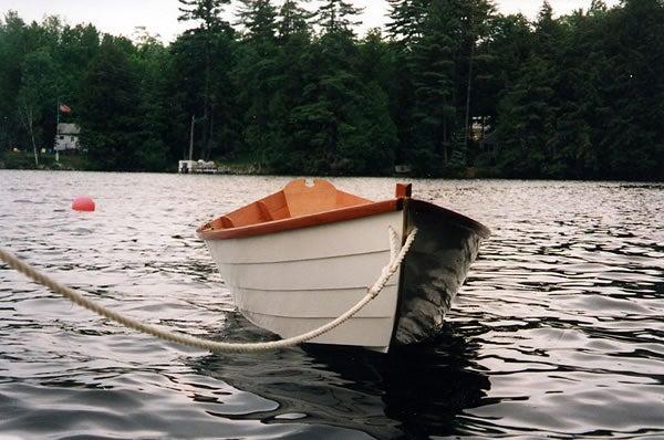 """Image of """"H. Homer"""" Boat Plans"""
