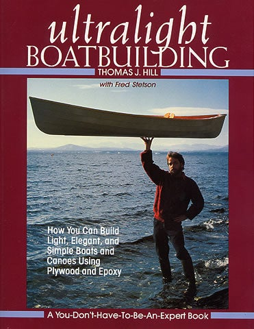Image of Ultralight Boatbuilding