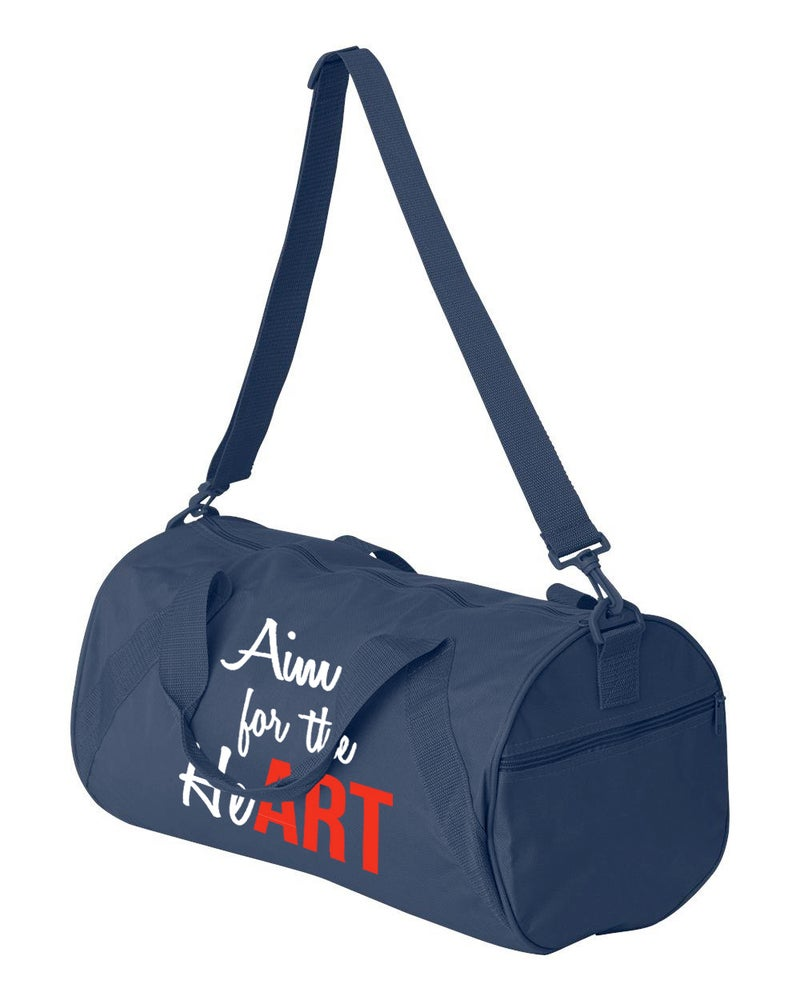 Image of AimForTheHeART Duffle
