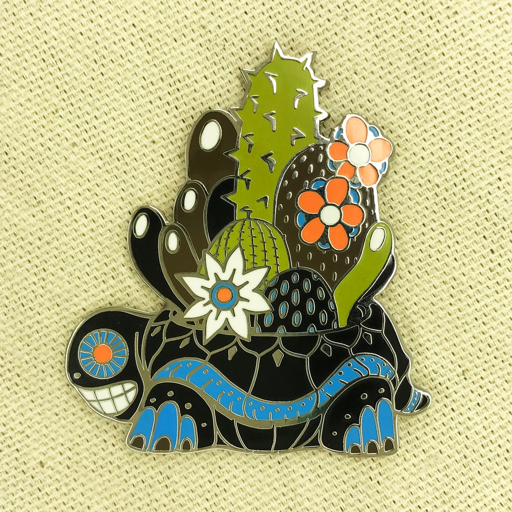 "Image of Series 2 ""Tortuga Nocturna"" Pin"