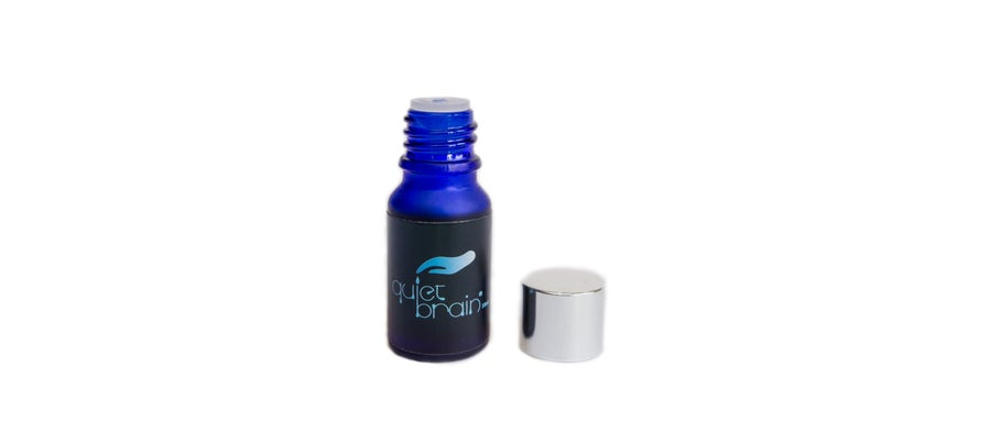 Image of 10ml Quiet Brain® Dropper Bottle