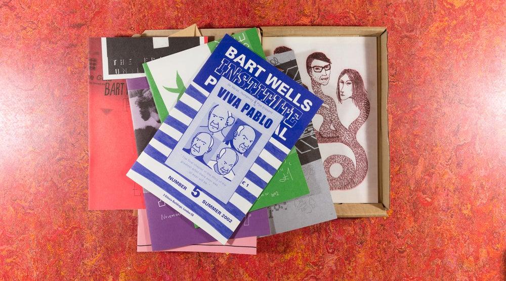 Image of Bart Wells Institute Edition <br/> — Luke Gottelier & Francis Upritchard