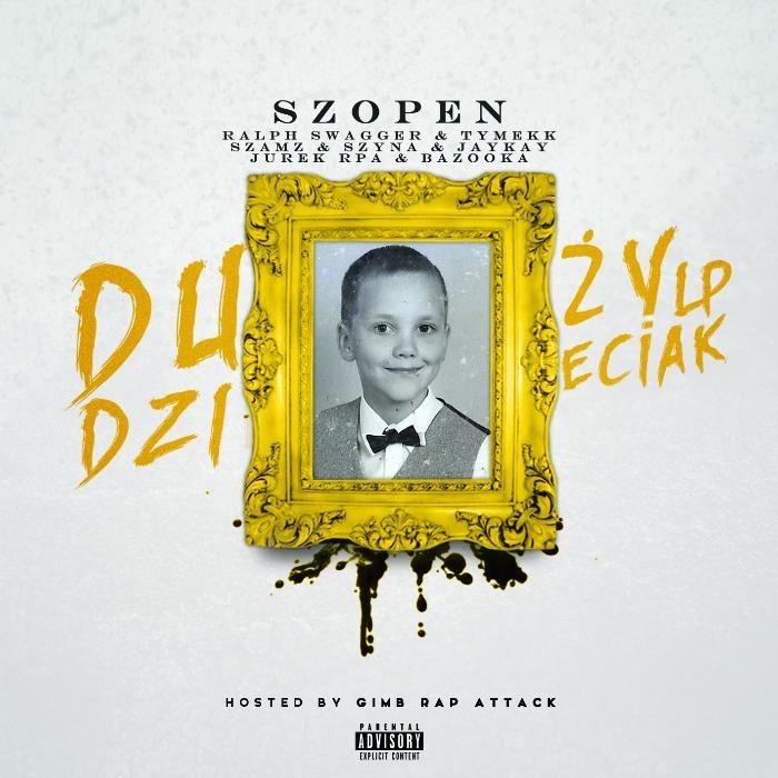 Image of SZOPEN - DUŻY DZIECIAK LP [2015]