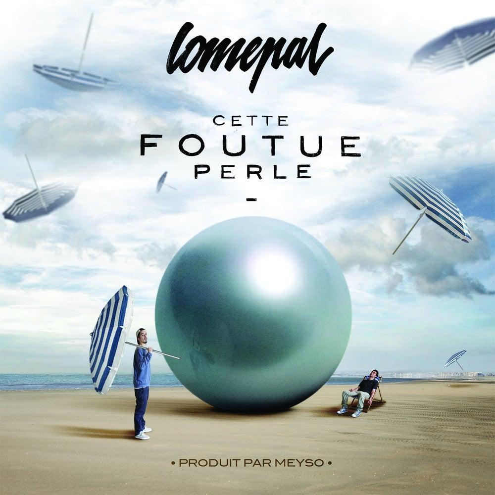 Image of EP Cette foutue perle est désormais disponible sur le site lomepal.com