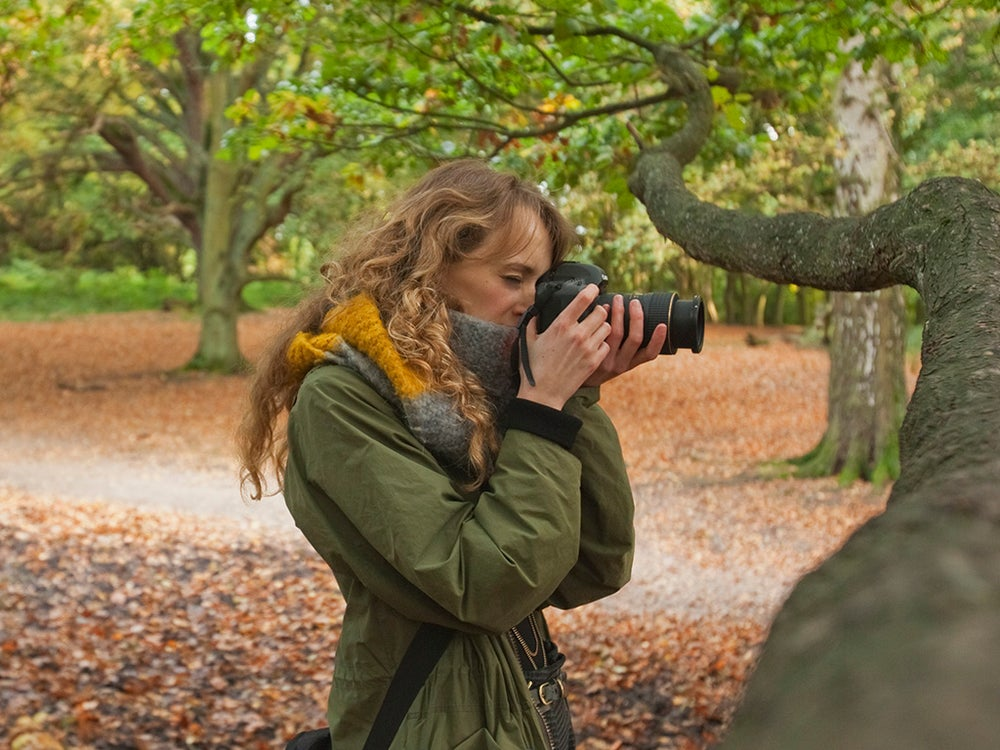 Image of Half Day Private Photography Workshop Gift Voucher