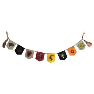 Image of Game of Thrones Sigil Banner 32-Inch Garland