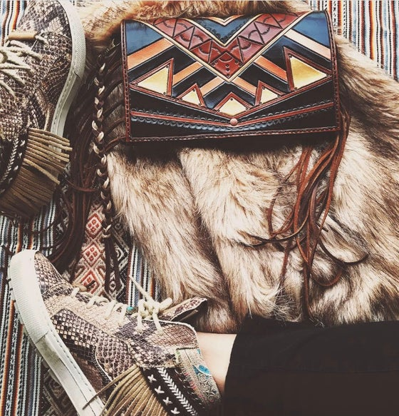 Image of The Boho Cleopatra Clutch