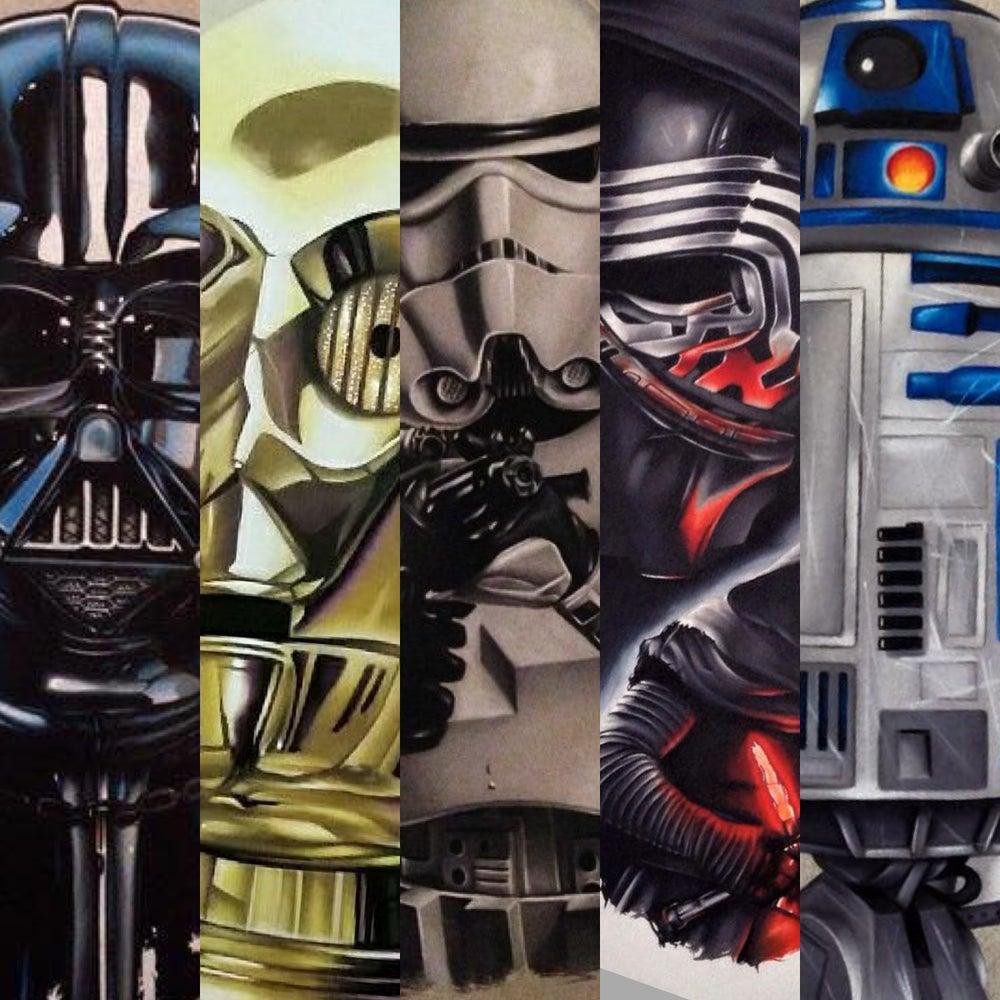 Image of star wars pack