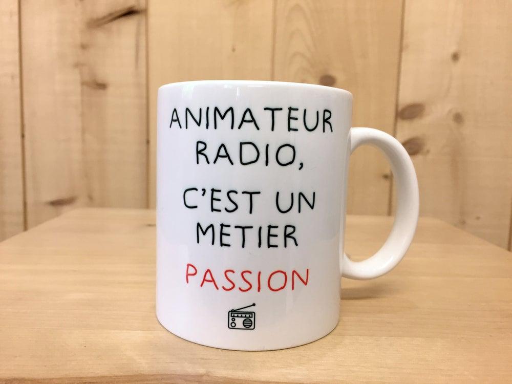 Image of MUG - ANIMATEUR UN METIER PASSION - FRAIS DE PORT INCLUS EN FRANCE