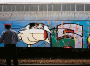 Image of Iron City - Graffiti Dortmund