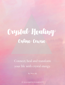 Image of Crystal Healing Online Course