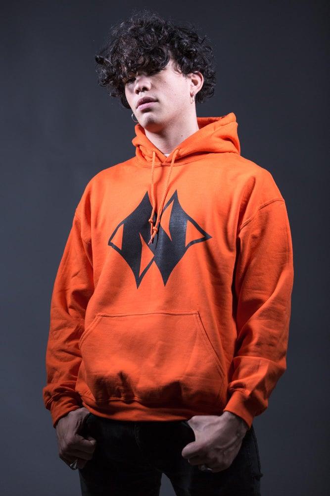 "Image of Nitro ""Hero"" hoodie orange"
