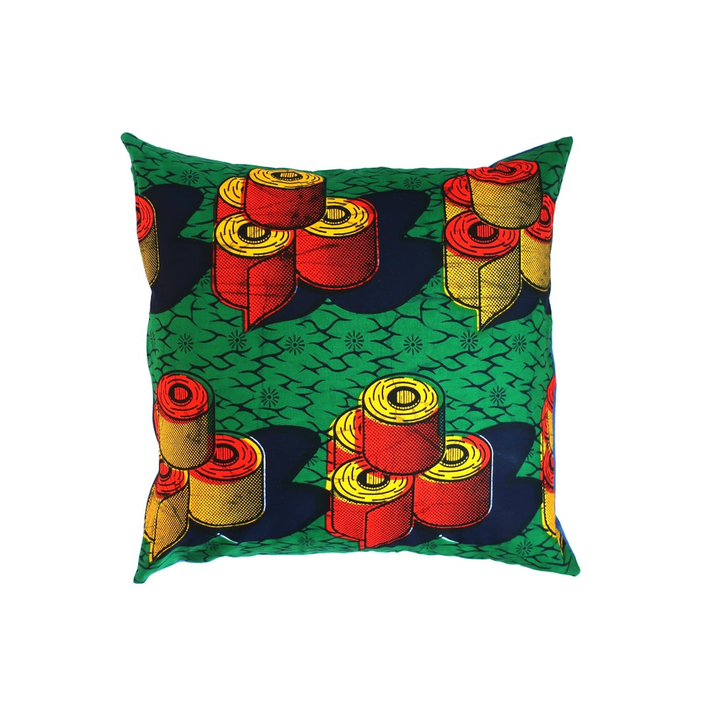 Image of Roll cushion cover