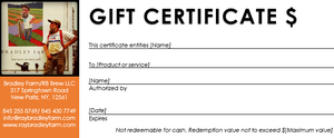 Image of Give the gift of Ray!!!