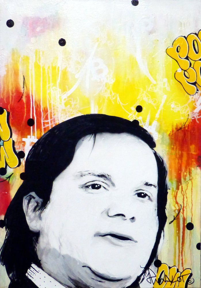 Image of YO! MARK KARPELES