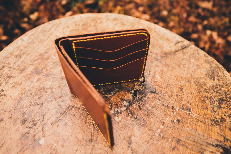 Image of Wayfarer Wallet w/ Hidden Pockets