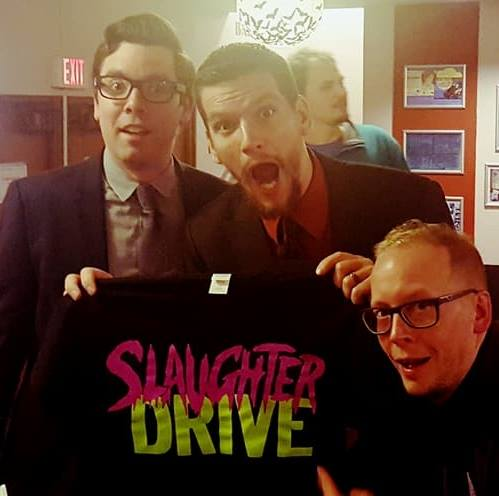 Image of Slaughter Drive T-Shirt
