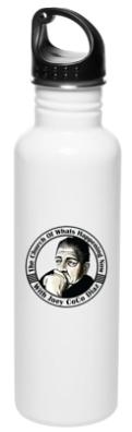 Image of White Sports Bottle