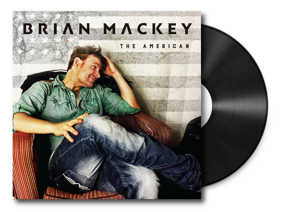 "Image of ""The American"" - LIMITED EDITION - Vinyl"