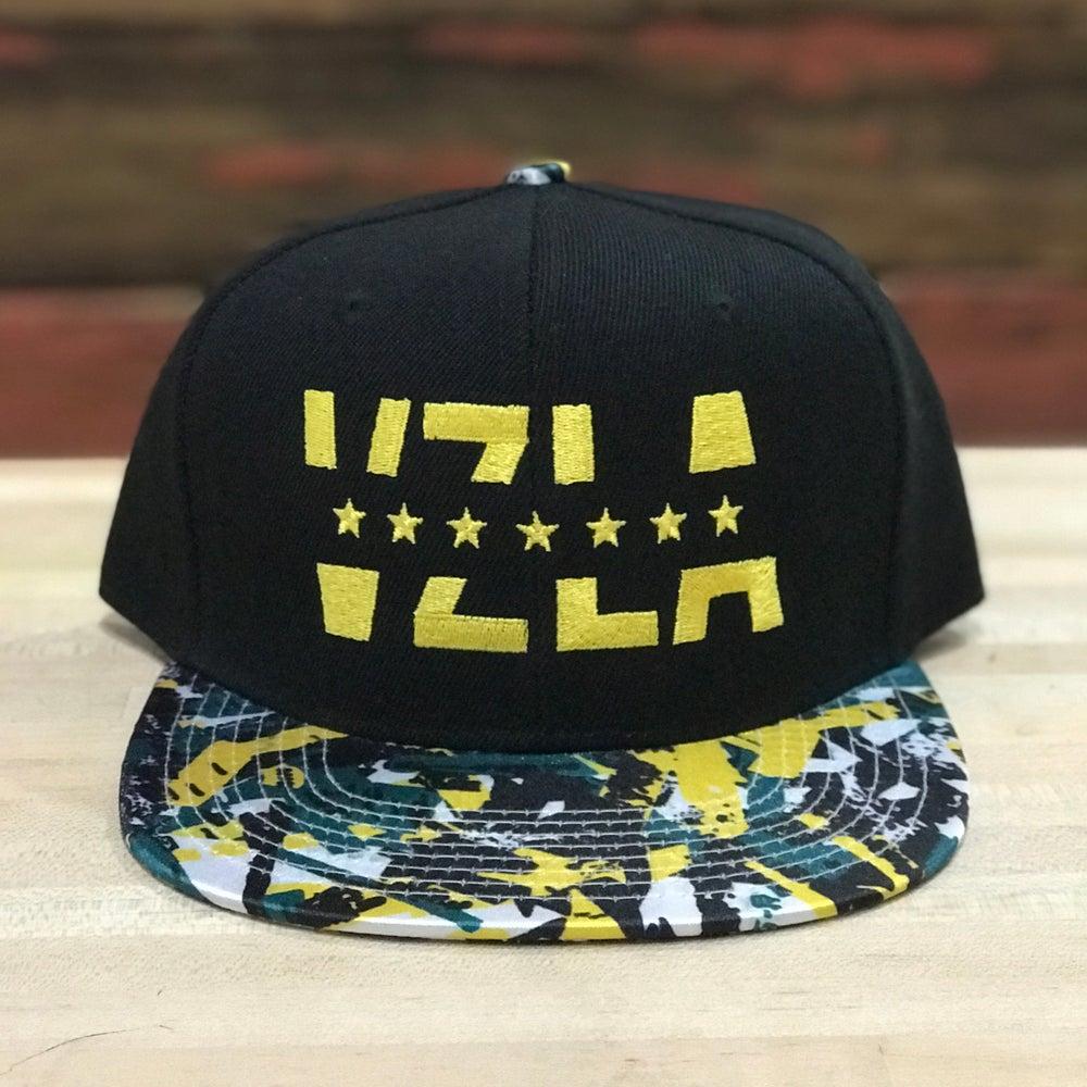 Image of VZLA Yellow Retro