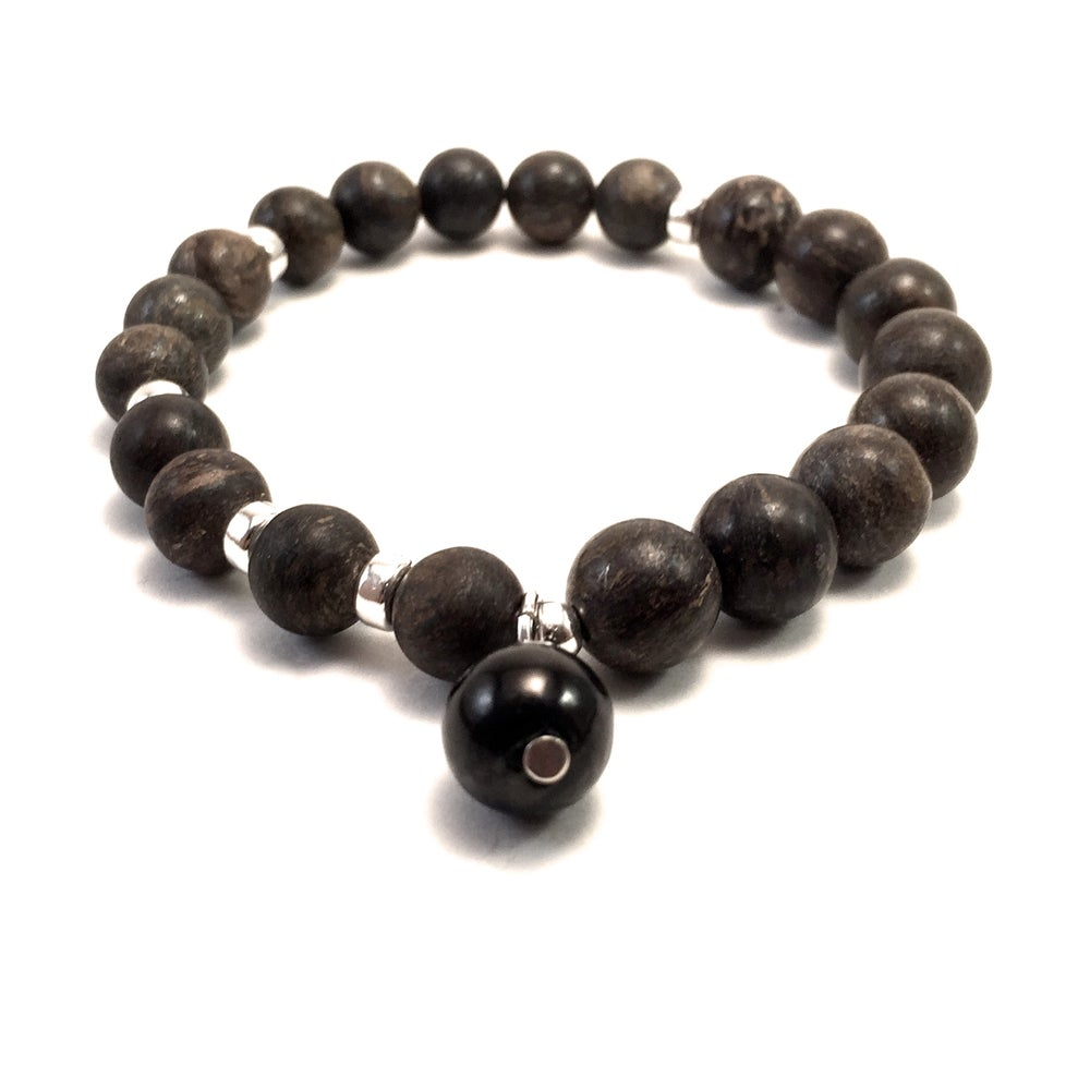 Image of New! Bronzite Wrist Mala