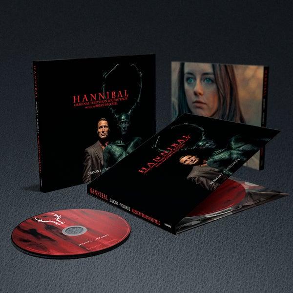 Image of Hannibal (Original Television Soundtrack) Season 1 Volume 2 CD - Brian Reitzell