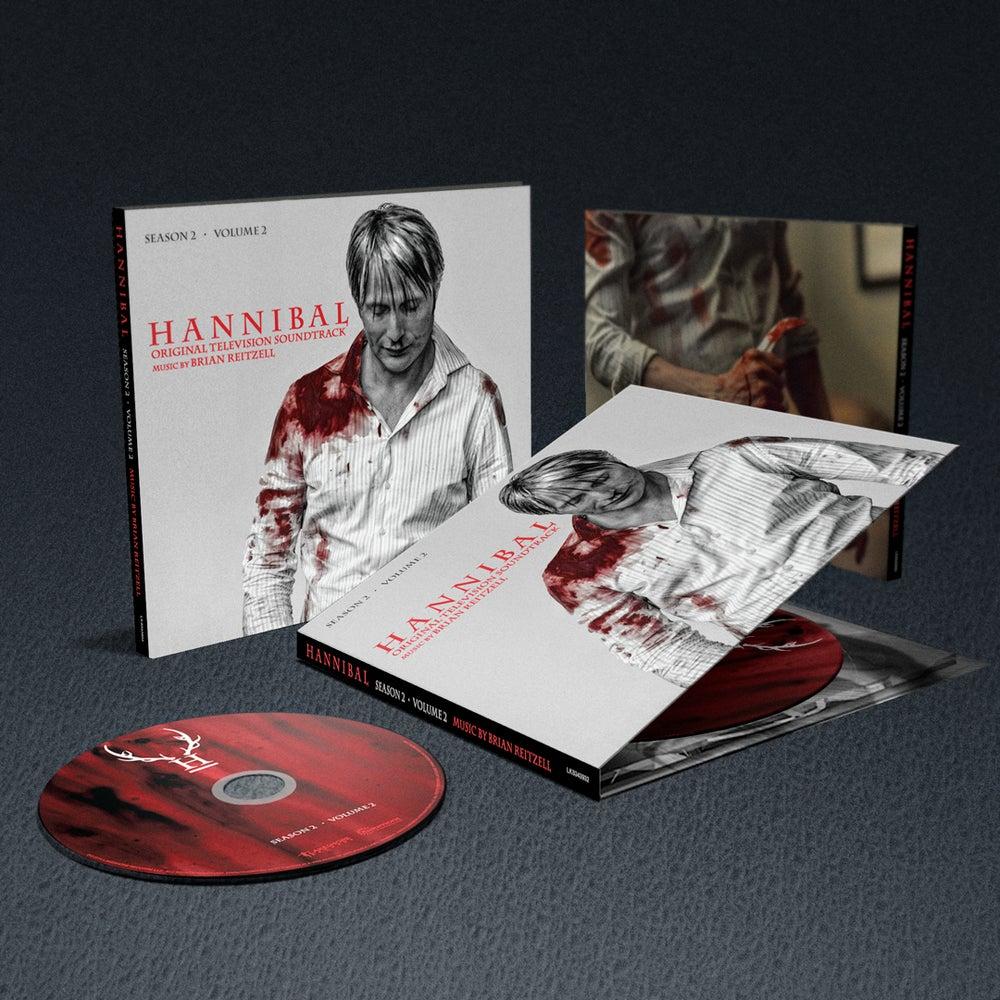 Image of Hannibal (Original Television Soundtrack) Season 2 Volume 2 CD - Brian Reitzell