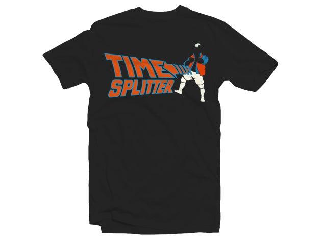 Image of KSUHIDA Time Splitter T-Shirt