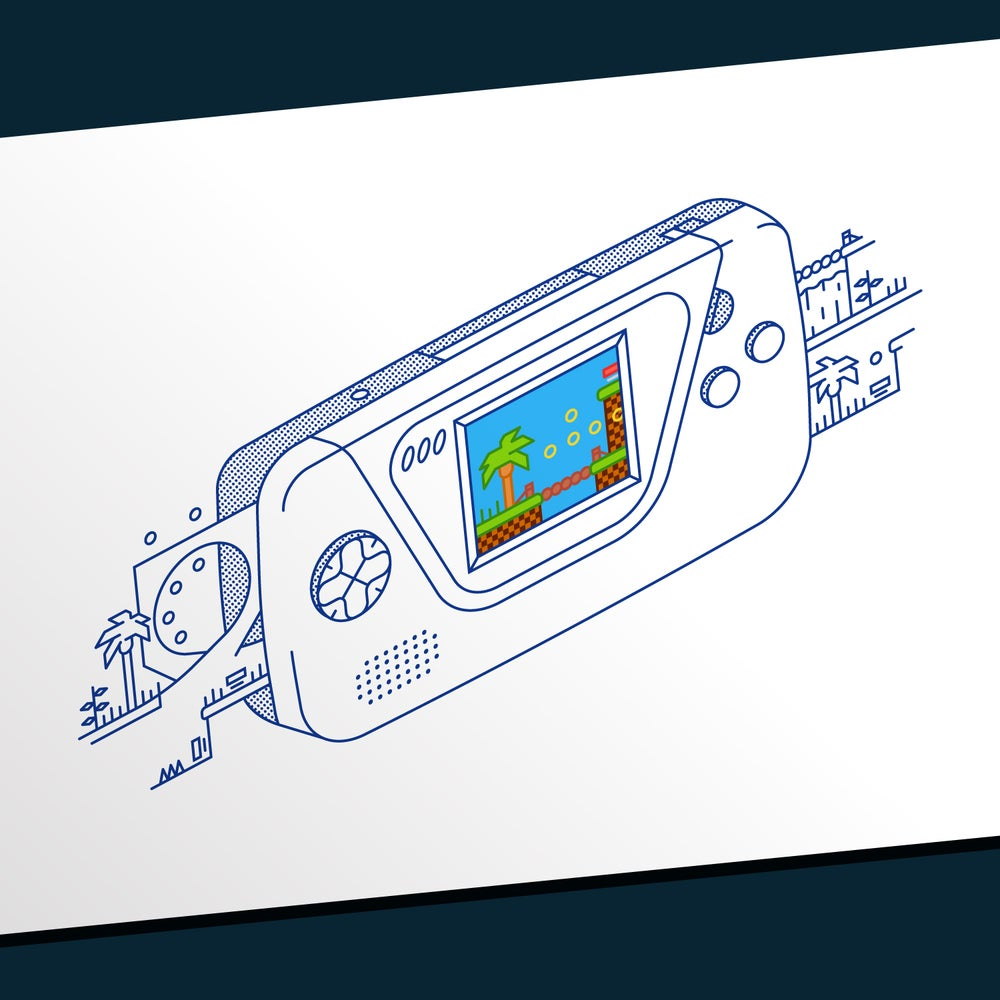 Image of Game Gear