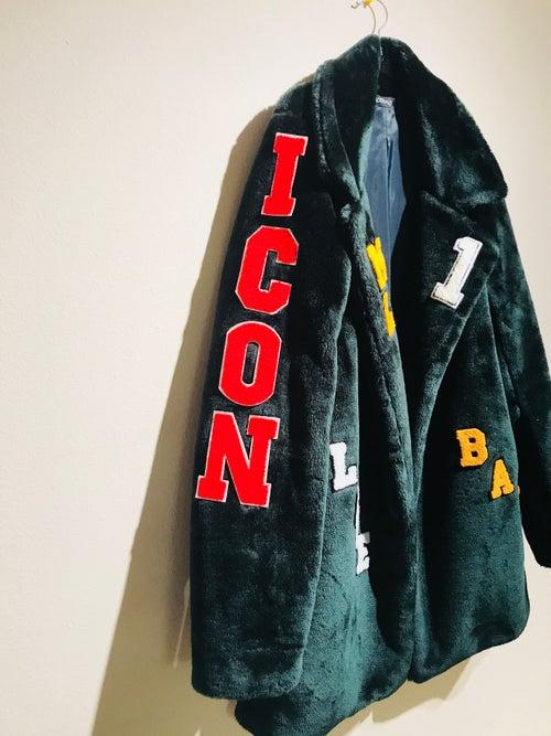 Image of ICON Faux Fur Coat