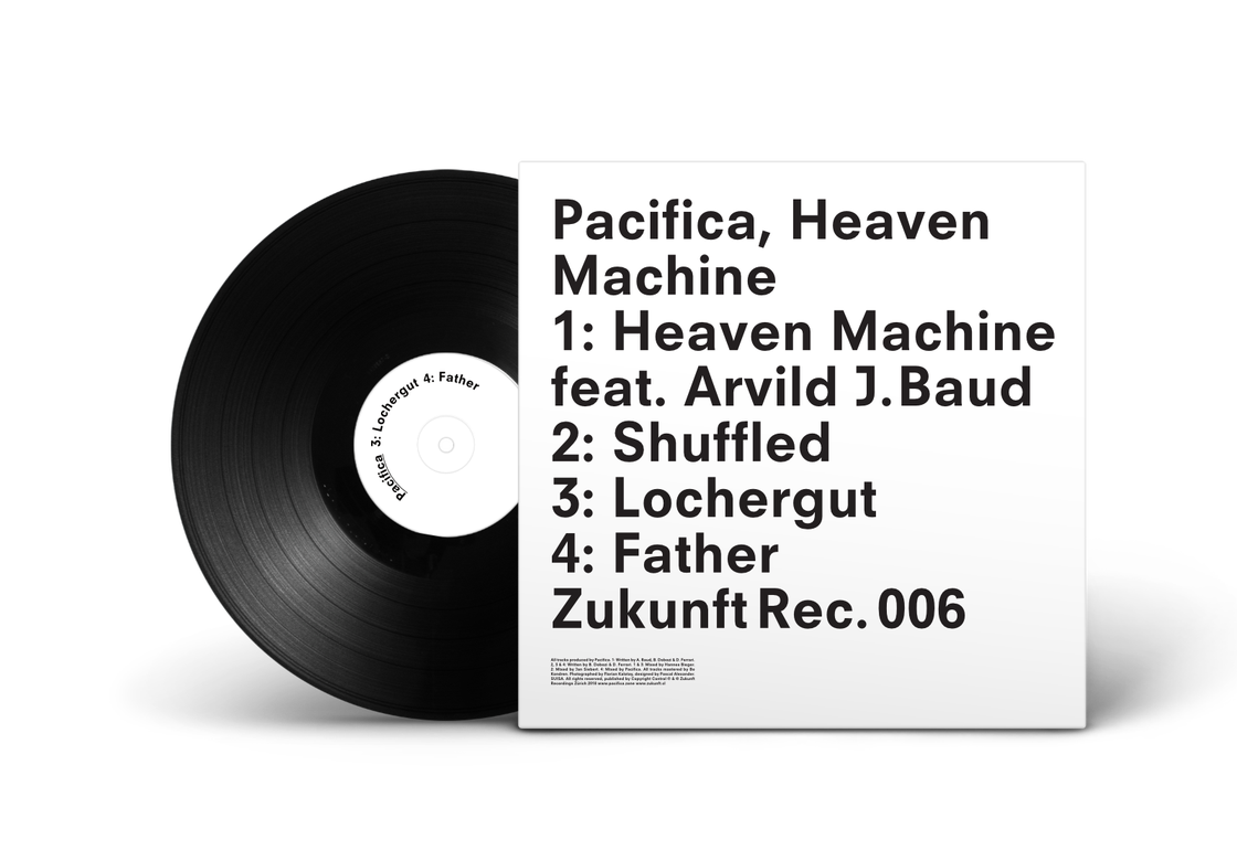 Image of Pacifica «Heaven Machine»