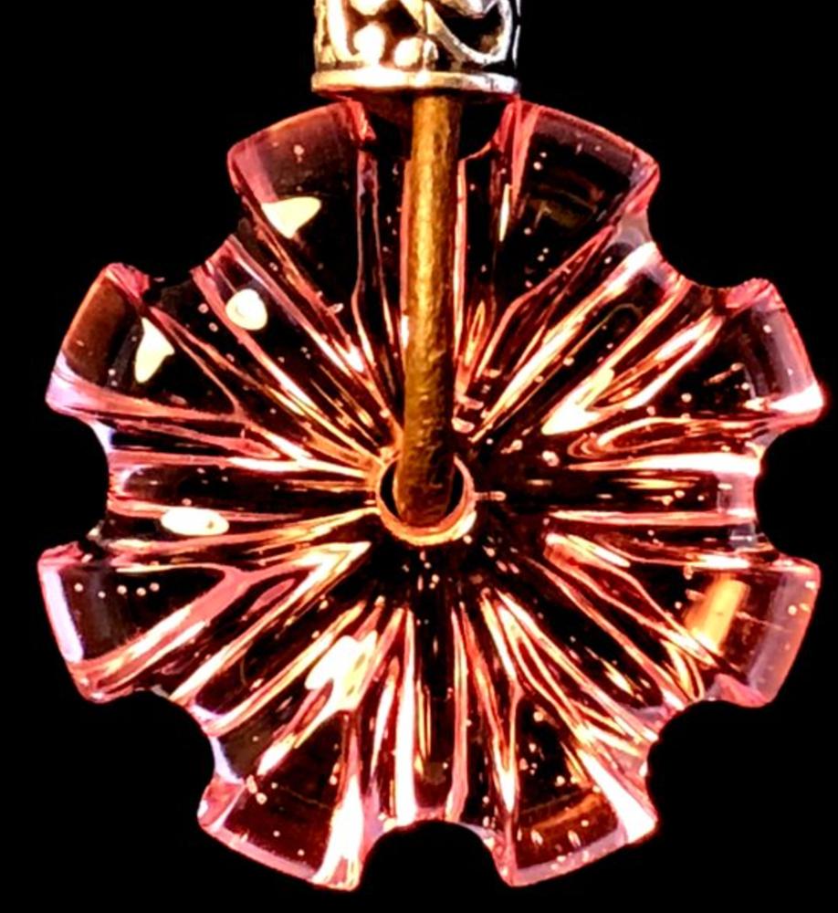 Image of MADE TO ORDER  Rozay U or V-Carved Carver Gem