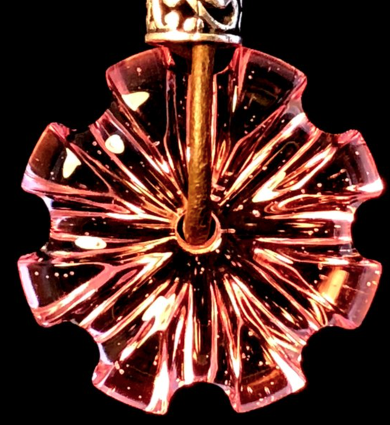 Image of MADE TO ORDER  Rozay U or V-Carved Carver Gem