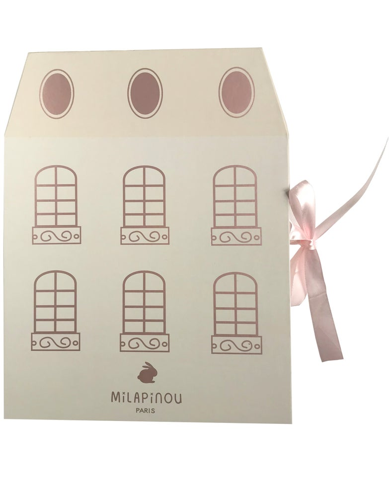 Image of MAISON DELUXE-packaging