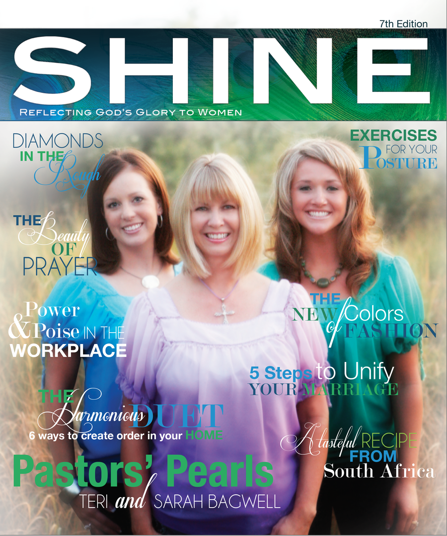 Image of Shine Magazine - 7th Edition