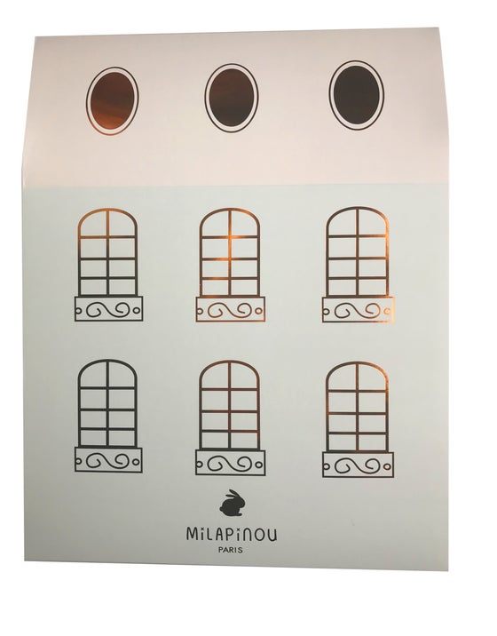 Image of MAISON BLEU-packaging