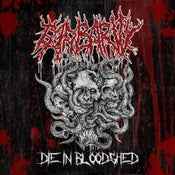 Image of BARBARITY-DIE IN BLOODSHED PROMOCD