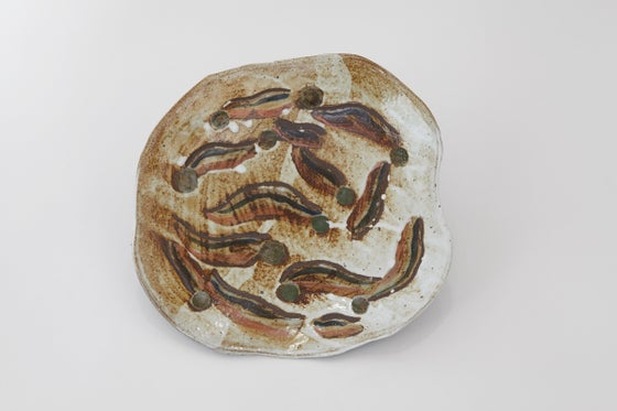 "Image of ""Koi"" Plate"