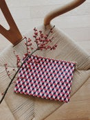 Image of (Customized) Canvas Clutch