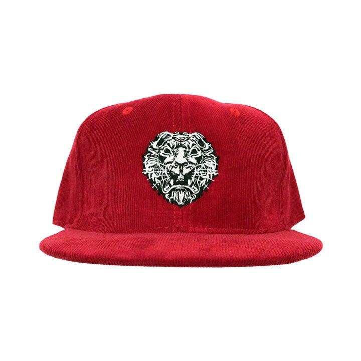 Image of STREET LUXURY® Krugare Red Cap