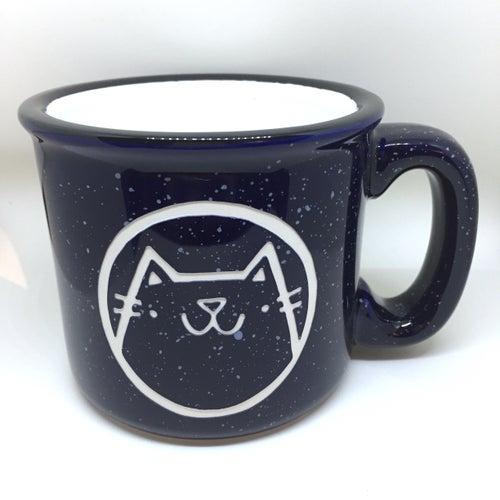 Image of cat camp mug