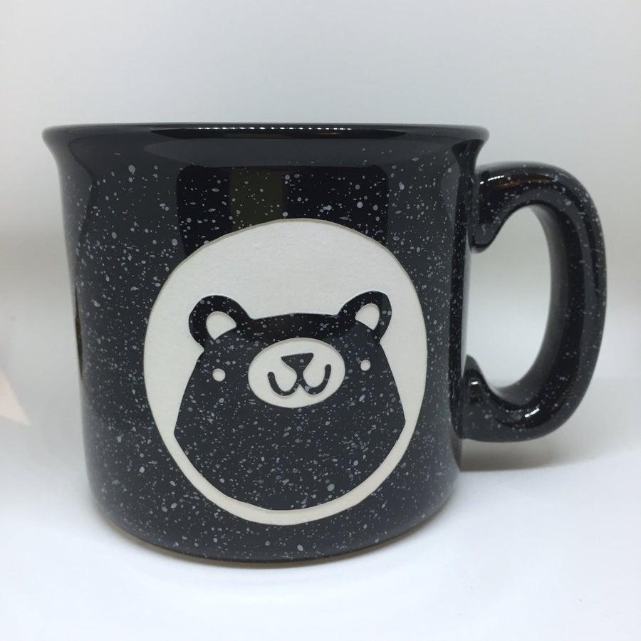 Image of bear camp mug
