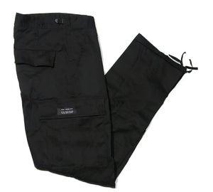 "Image of 90East ""YC"" Cargo Pants Black"