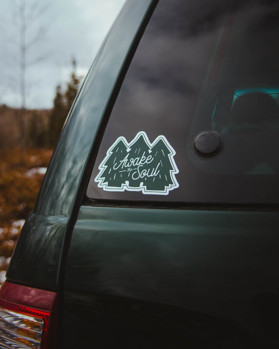 """Image of """"Forest"""" Sticker"""